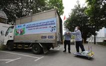 1,7 triệu ly sữa hỗ trợ trẻ em trong đại dịch COVID-19