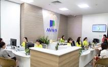 Aviva Việt Nam tăng vốn điều lệ lên hơn 2.800 tỉ đồng