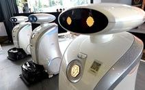 Corona khiến robot thay con người nhanh hơn