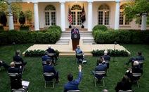Ông Trump hào hứng với việc mở cửa sớm nền kinh tế tại một số tiểu bang