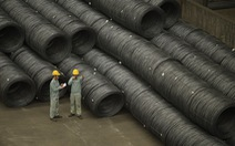 Thép Việt Nam gặp khó khi Trung Quốc tăng hoàn thuế xuất khẩu