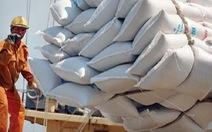 Lượng gạo thực xuất mới chỉ đạt 1,7% hạn ngạch