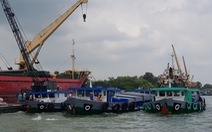 Bồi thường hàng ngàn USD/ngày cho 20 tàu nằm chờ xuất khẩu gạo