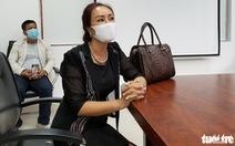 Vụ đấm bảo vệ vì được yêu cầu đo thân nhiệt: Vợ đến xin lỗi thay chồng