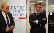 Pháp triệu đại sứ Trung Quốc sau bình luận 'để người già chết vì đói và bệnh'