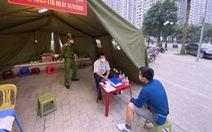Từ ngày mai 16-4, Hà Nội cho phép tất cả công trình xây dựng hoạt động