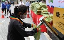 Trường đại học mở cây 'ATM gạo' hỗ trợ người khó khăn