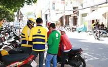 Tiếp tục tạm ngưng hoạt động gọi xe 2 bánh tại Hà Nội