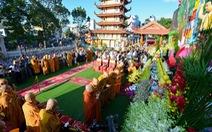 Các ban trị sự hành lễ Phật đản không quá 20 vị, theo dõi y tế 2 tuần
