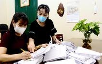 Phát tiền cho người khó khăn: Chờ Bộ LĐ-TB&XH!