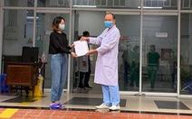 Hai ca COVID-19 từng xét nghiệm âm tính rồi dương tính được công bố khỏi bệnh