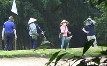 Chỉ đạo kiểm tra vụ nhóm người chơi golf ở Cửa Lò trong ngày cách ly xã hội
