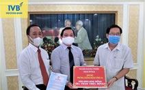 Indovina Bank ủng hộ quỹ phòng chống dịch COVID-19 tại Hà Nội và TP.HCM