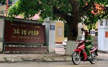 Lãnh đạo Sở Tư pháp Thái Bình: 'Bất ngờ việc cán bộ bị bắt liên quan đến vụ Dương Đường'