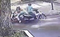 Giật điện thoại của phụ nữ bị cảnh sát đặc nhiệm tóm gọn