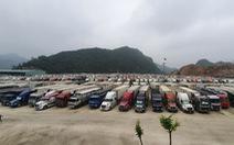 2.600 xe nông sản ùn ứ, Lạng Sơn đề xuất tạm dừng nhận hàng hóa lên cửa khẩu