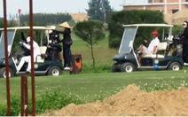 Mở cửa đón khách, công ty sân golf bị phạt 15 triệu đồng