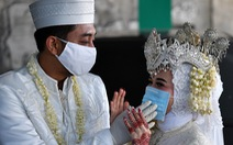 Virus SARS-CoV-2 đã 'mang đến' thế giới những đám cưới 'chưa từng thấy' ra sao?