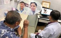 Tránh lây nhiễm bằng việc chẩn đoán bệnh từ xa