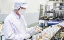 Vượt khó dịch COVID-19, Vinamilk xuất khẩu sữa vào thị trường Trung Quốc