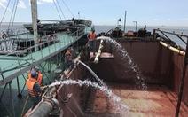 1.000m3 nước ngọt đến với Tiền Giang trong ngày giỗ Tổ