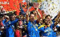 Bỉ chấm dứt mùa giải và trao chức vô địch cho đội đầu bảng Club Brugge