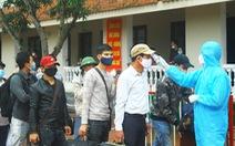 Không có chuyện 'phong tỏa tuyệt đối' hai thôn ở Nghệ An