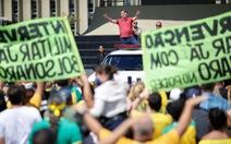 Tổng thống Brazil biểu tình phản đối chỉ thị 'ở nhà' của các thống đốc