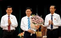 Ông Lê Ngọc Khánh giữ chức phó chủ tịch UBND tỉnh Bà Rịa - Vũng Tàu
