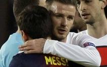 David Beckham: 'Messi ở đẳng cấp cao hơn so với Ronaldo'
