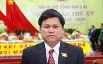 'Khiển trách' trưởng Ban dân vận Tỉnh ủy Gia Lai