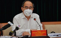Bí thư Nguyễn Thiện Nhân nhận định về 'trạng thái bình thường mới' chặn COVID-19