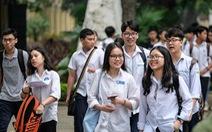 Tuyển sinh lớp 10 ở Hà Nội: Giảm nội dung thi, giảm môn thi