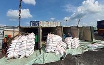 Bộ Tài chính đề nghị Bộ Công an điều tra vụ trục lợi trong xuất khẩu gạo