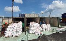 Sẽ có thêm 38.000 tấn gạo tẻ được xuất khẩu