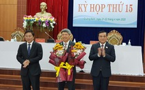 Ông Hồ Quang Bửu làm phó chủ tịch UBND tỉnh Quảng Nam