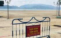 Khánh Hòa chưa cho tắm biển đến hết tháng 4
