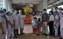 Bé 6 tuổi mắc COVID-19 ra viện, Việt Nam có 223 ca khỏi bệnh
