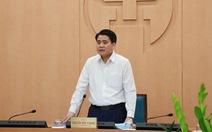 Học sinh tiểu học, mầm non ở Hà Nội đi học trở lại từ ngày 11-5
