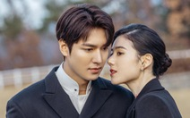 'Quân vương bất diệt': Lee Min Ho vừa đẹp trai vừa... nhạt