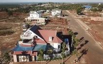 Mới có chủ trương đã xây khu biệt thự trên đất nông nghiệp: 2 năm chưa xử lý được