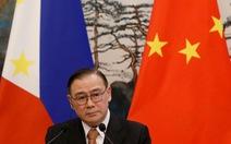 Philippines gửi hai công hàm phản đối Trung Quốc về Biển Đông