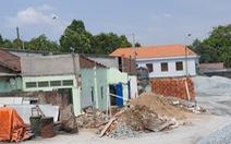 Tạm đình chỉ công tác một chủ tịch phường vì để xây nhà trái phép