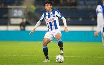 Fean Online: Heerenveen chia tay Văn Hậu và 6 đồng đội?