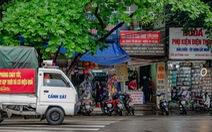 Hàng quán tại Hà Nội mở lại, lực lượng chức năng liên tục đi kiểm tra