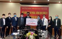 Honda Việt Nam cùng chung tay đẩy lùi dịch bệnh COVID-19 tại Hà Nam