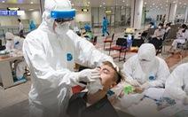 TP.HCM chỉ ngưng xét nghiệm COVID-19 với khách nội địa, khách quốc tế vẫn xét nghiệm