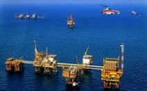 Mua dự trữ dầu thô, được không?