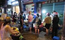 Đêm đầu nới lỏng, hàng quán Sài Gòn sáng đèn, đông vui, bán hết sớm