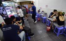 TP.HCM: Quán ăn phải đảm bảo khoảng cách giữa hai khách tối thiểu 1m